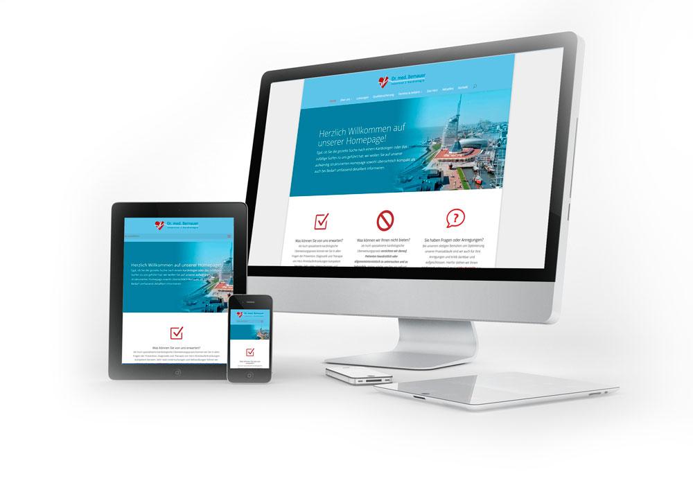 Webdesign Biozoon